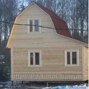 Дома из бруса проектирование