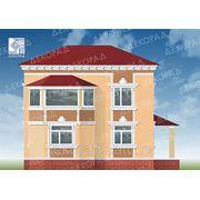 Фасадный декор из пенопласта фото