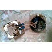 Демонтаж выключателей, розеток фото