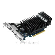 Видеокарта GF GT730 1Gb DDR3 PCIe Silent LP Asus (GT730-SL-1GD3-BRK) фото