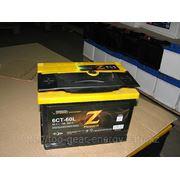 Аккумуляторная батарея для легкового автотранспорта 6СТ-60L фото