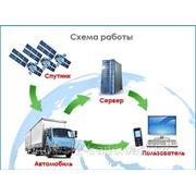 GPS мониторинг транспорта и контроль топлива фото