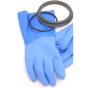 Сухие перчатки без утеплителя SHOWA 660 фото