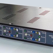 Коммутатор-синхронизатор ТВ видео и аудио стерео сигналов КС4-21VA-01 фото