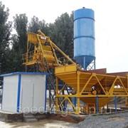 Бетонный завод Lider-mini 10 фото