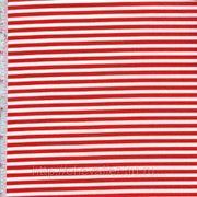 Красно-белый полосатый мотив фото