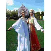 Сценические костюмы с кокошниками фото
