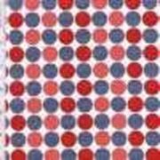 Красно-синие круги фото