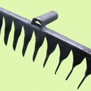 Грабли с повернутым зубом, 12 зубьев от 225 тг/шт фото