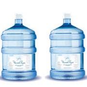 Доставка природной питьевой воды фото