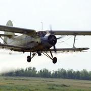 Услуги малой авиации в сельском хозяйстве Украины фото
