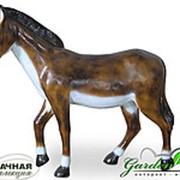 Фигура для сада Лошадь фото