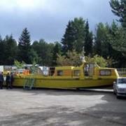 Катер оперативного реагирования на аварийные разливы нефтепродуктов КС-110-37 фото
