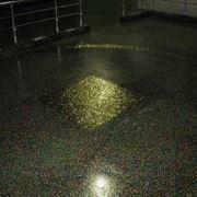 Высоконаполненное крашеным песком фракция 0,8– 1,2 фото