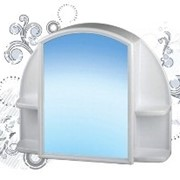 Шкафчик зеркальный Орион(белый ) (1/4) фото