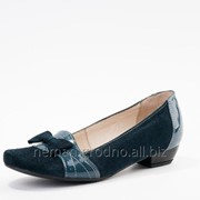 Туфли для школьников-девочек, модель 62956 фото