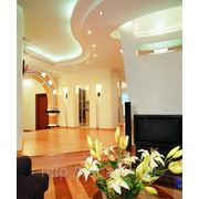 Монтаж подвесных потолков (Подвесной потолок) фото