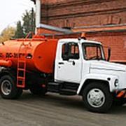 Автогудронатор ДС - 39Г2 на шасси ГАЗ-3309 фото