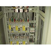 Монтаж ящика, устанавливаемого на конструкции на стене или колонне, на ток: до 100А фото