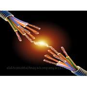 Присоединение к зажимам жил проводов или кабелей, сечение, мм2, до: 35 фото