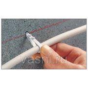 Прокладка кабеля с креплением накладными скобами, масса 1 м кабеля, кг, до: 0,5 фото