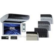 "Потолочный монитор 10"", DVD, TV, USB, SD - INTRO JS-1030 DVD фото"