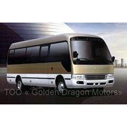 Туристический автобус Golden Dragon XML6700J23 фото