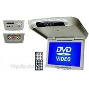 "Потолочный монитор 17"" TV, DVD, USB, SD - INTRO MMTC-1710 DVD фото"