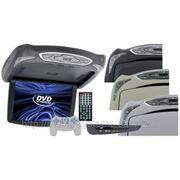 "Потолочный монитор 13"" TV, DVD, USB, SD - INTRO JS-1340 DVD фото"