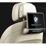 Штатный монитор-планшет для автомашин BMW фото
