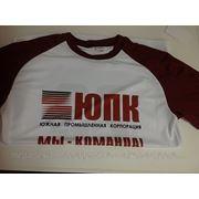 Печать на футболках в Майкопе, Краснодаре, Сочи фото