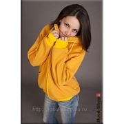 Толстовка Tinkoff yellow фото
