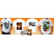Печать на футболках любое изображение любую надпись фото