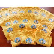 Детские футболки с именами. фото