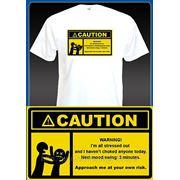 Печать изображения на футболке фото