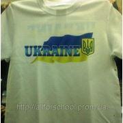 Футболка Украіна фото