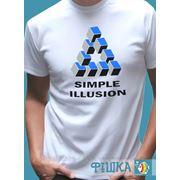 Срочная сублимационная печать изображений на футболках. фото