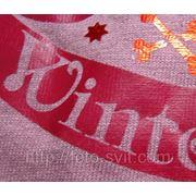 Печать на ткани с нанесение пленки Flex фото