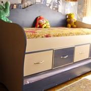 Кровать тумба фото