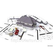 Проектирование и планировка автономных построек, крестьянско-фермерских хозяйств (КФХ), поместий; фото
