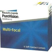 Контактные линзы PureVision Multi-Focal фото