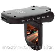 """Автомобильный видеорегистратор PRESTIGIO PCDVR720P01 RoadRunner HD1 (1280x720 видео, 2.5"""" дисплей, USB2.0/Аудио/Видео выход) Черный фото"""