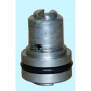 Клапан обратный, КО8П.000; Габаритный размер, мм. - Шестигранный S55; L=124; Масса, кг. - 1,25 фото