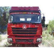 Cедельный тягач Shaanxi SX4255NT324
