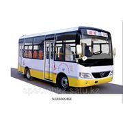 Городской автобус фото
