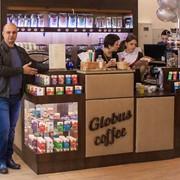 Франшиза Globus-coffee - все продумано до мельчайших деталей фото