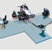 Макеты агрегатовСтенд «Трансмиссия переднеприводного автомобиля» фото