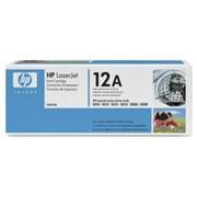 Заправка HP q2612a