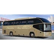Междугородний автобус SHAOLIN SLG6117C3ZR фото