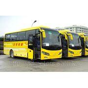 Туристический автобус Golden Dragon XML6807J12 фото